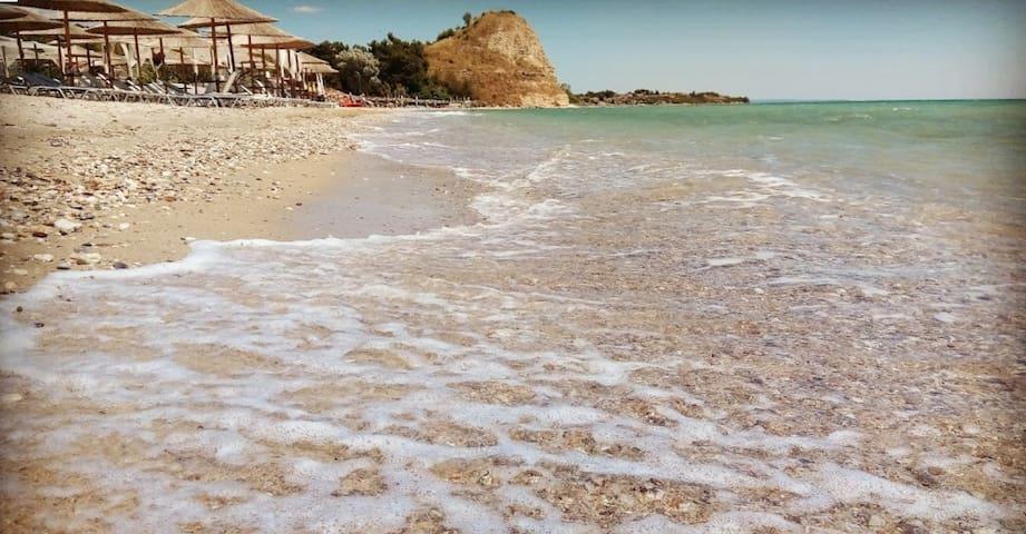 Seaside Maisonette,40m from the beach
