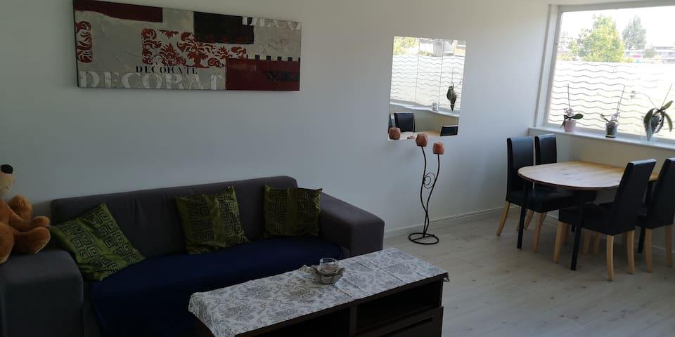 licht ruim appartement in Amstelveen