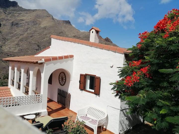 Casa El Valle Agaete. Entre la montaña y la playa