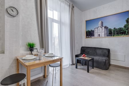 Гостевая квартира  с балконом на Гагарина