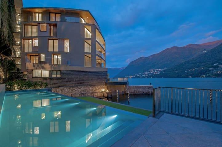 Beautiful & Modern 2BR Apartment - Lake Como - Carate Urio - Apartment