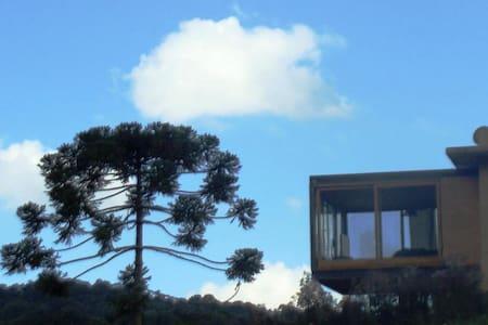 Bangalôs do Sertão: Casa em meio a Natureza - Gonçalves - Sommerhus/hytte