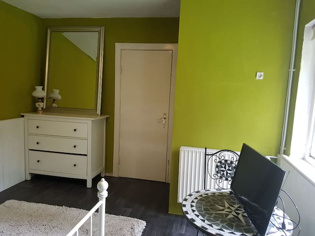Cosy room in Hamburg