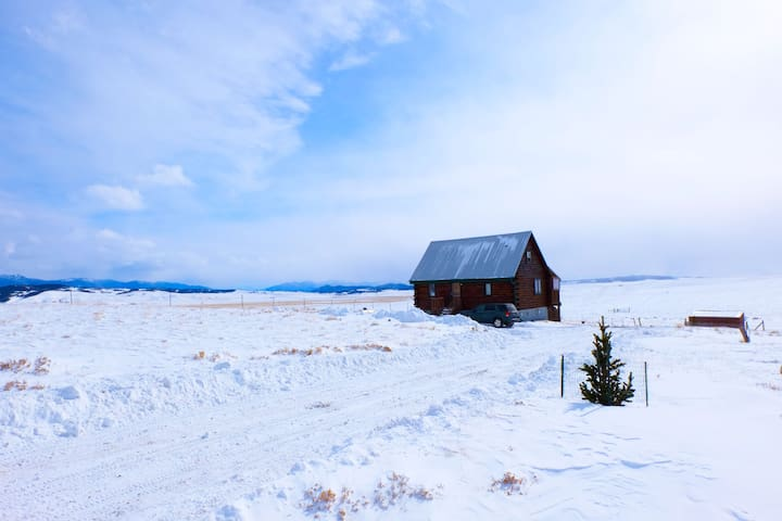 South Park County Cabin
