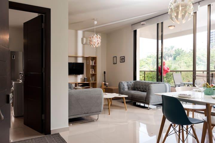 ★ Clemence's 2-bedroom Flat in Antelias