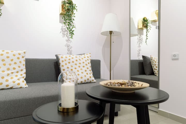 New appartement in King David Mamilla 2 BDR