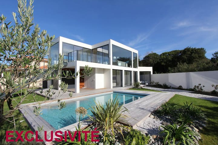 villa d'architecte 150m de la plage - Biarritz - Villa