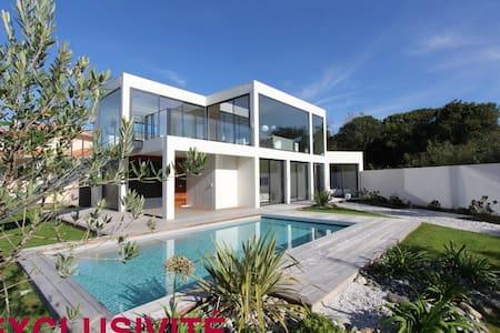 villa d'architecte 150m de la plage - ビアリッツ