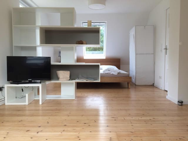Urlaub an Hamburgs schönstem Naturbadesee - Großensee - Apartment