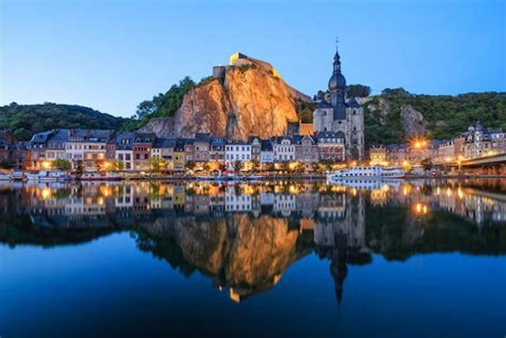Guidebook for Dinant