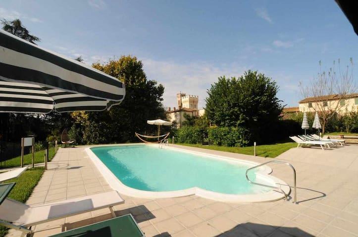 Villa Torricelli Scarperia - Il Giardinetto Residence
