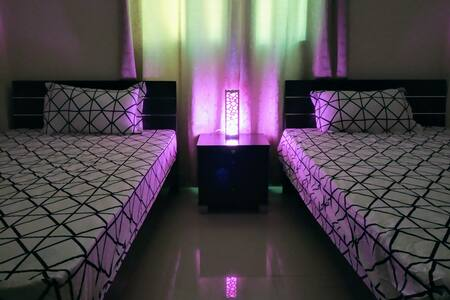Twin Guest Bedroom- non smoking room