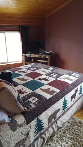 Bear Den - Upper Kingsclear - Bed & Breakfast