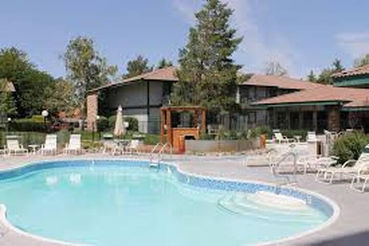 Thunderbird Resort, Sparks Nevada 2 Bdrm Condo