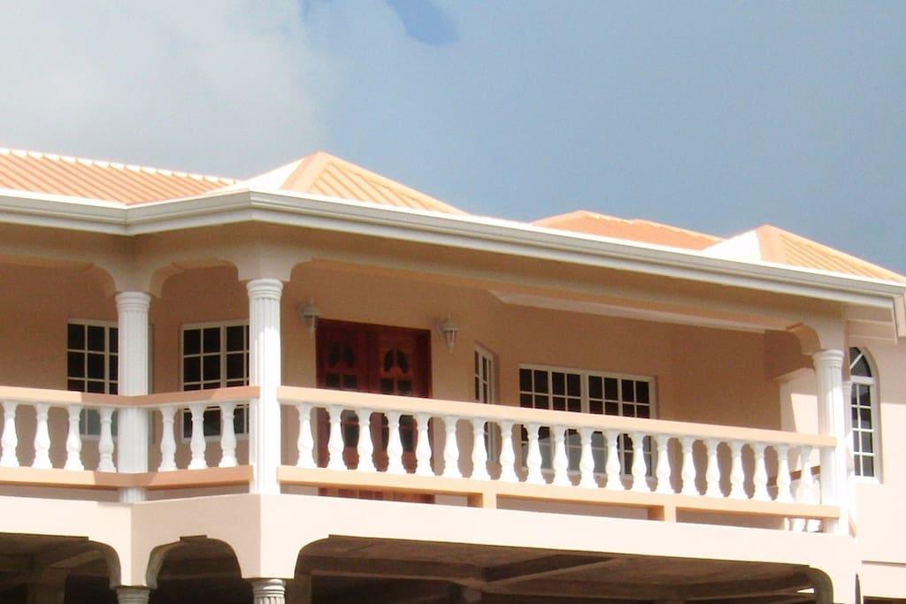 Spice Villa in L'Anse aux Epine