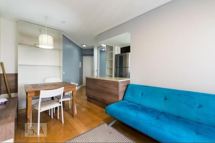 Apartamento Impecável no Panamby - 2 quartos