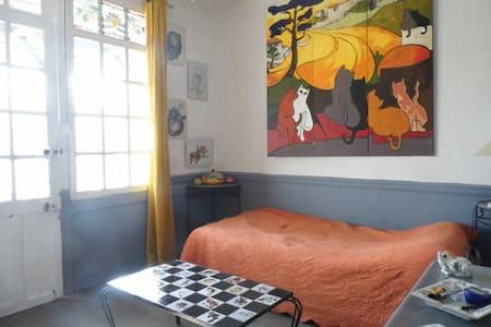 chambre privée dans maison de ville - Le Beausset