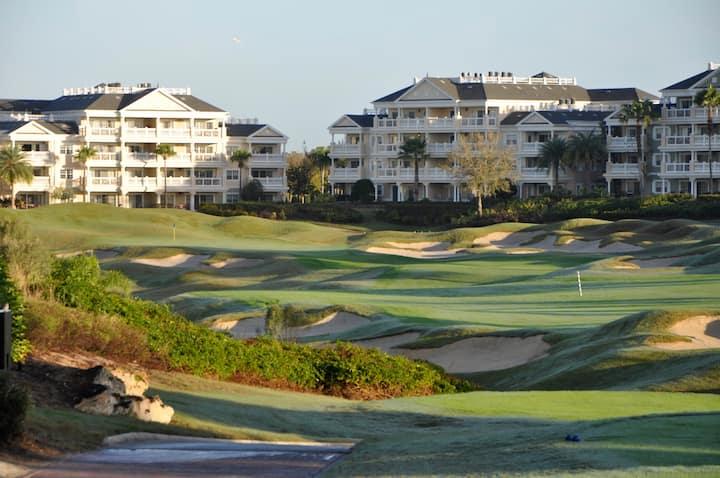 REUNION resort-Golf-Disney Orlando-No Cleaning FEE