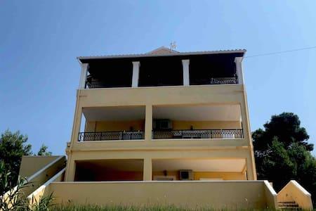 Villa Elaia Studios Arillas, Corfu #Studio3