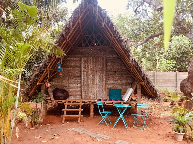 Lemon  Tree Hut A -  Near Auroville