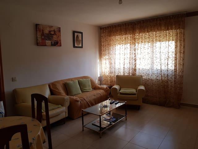 Alojamiento con espacio