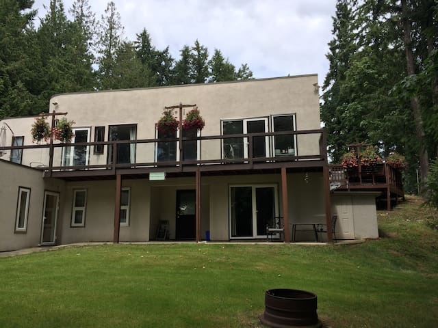 Qualicum Beach Sanctuary 3 Bedroom Suite - Qualicum Beach