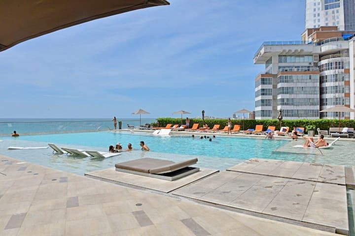 Luxury Apartment - Morroscity - Sea view