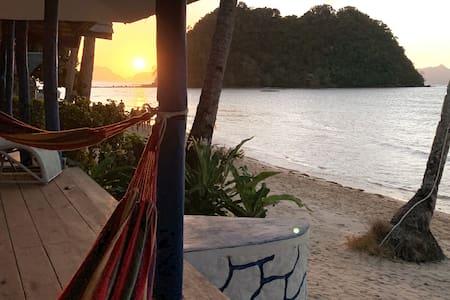 El Nido Beach Huts