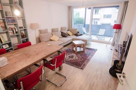 Quiet apartment with parking near Luzern center - Lucerne