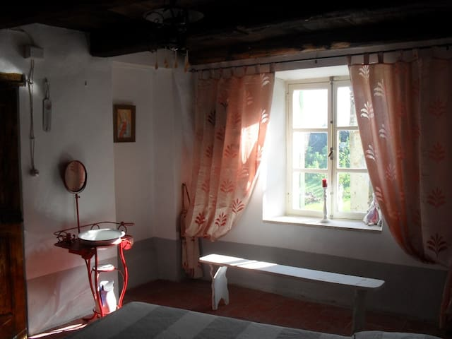 CHARMING COUNTRY HOUSE IN LANGHE - Sale San Giovanni - Casa