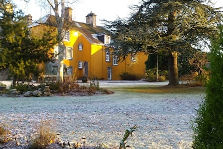 Old Lathrisk, B&B in a mindful country house. - Falkland - Wikt i opierunek
