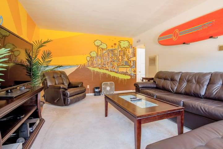 Beach apt 1 bedroom 1 bath - San Diego - Pis