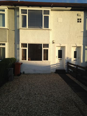 2 bedroom house with garden, Bishopbriggs - Bishopbriggs - House