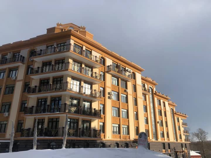 Звенигород Квартира «уют»
