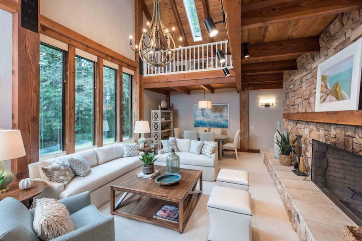Forest Getaway - Luxury Seclusion