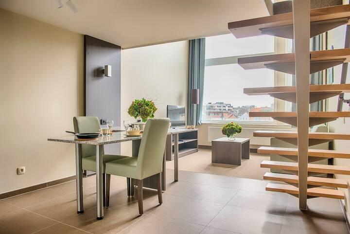 Duplex Apartment - 55 m² - Antwerpen