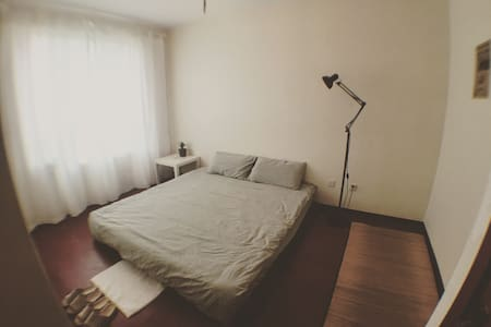 Private room-Normcore style-Simple and quiet-CBD:) - Wohnung