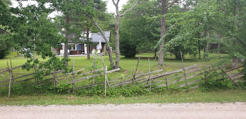 Off-grid cottage Gotland