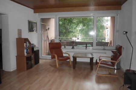 Ruhiges Zimmer mit Komfort, in einer Wohnung. - Dortmund