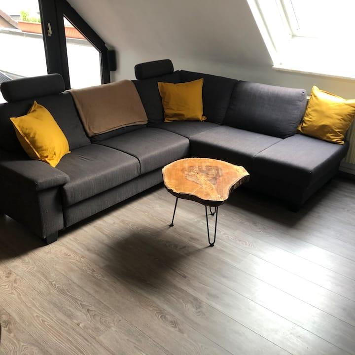 Maisonette-Wohnung im schönen Münsterland