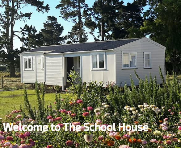 The Schoolhouse - quiet and cosy farmstay.