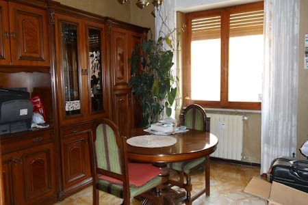 Appartamento ammobiliato completo di giardino - Savona