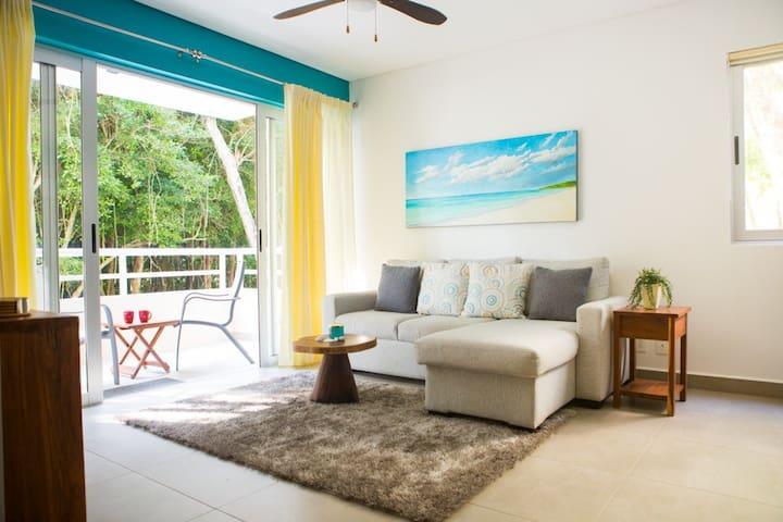 Brand new condo inside TAO Sirenis gated community