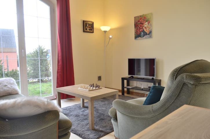 Le petit castel apartments for rent in bennwihr grand for Self garage strasbourg