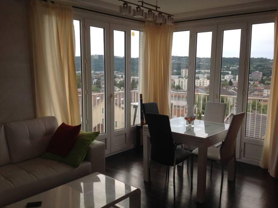 Appartement Oyonnax Location