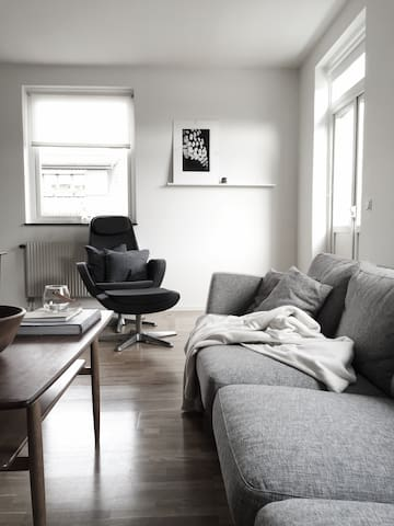 Spacious and family friendly in Råå - Helsingborg - Apartament