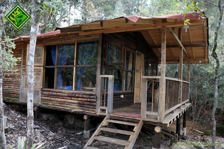 La Casa Del Bosque -Cosmos - Santa Elena - Srub