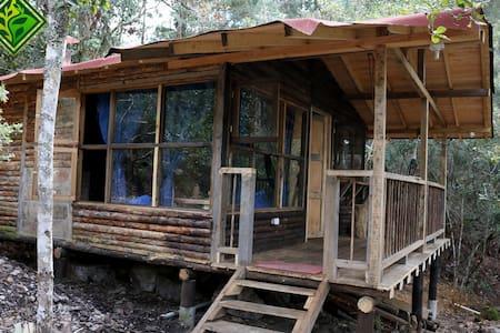 La Casa Del Bosque -Cosmos - Santa Elena - Kisház