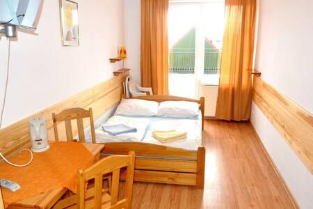 Pokój 2-osobowy blisko plaży w Karw - Karwia - Bed & Breakfast