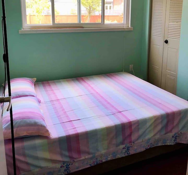 独栋Garden House一楼卧室平价短租